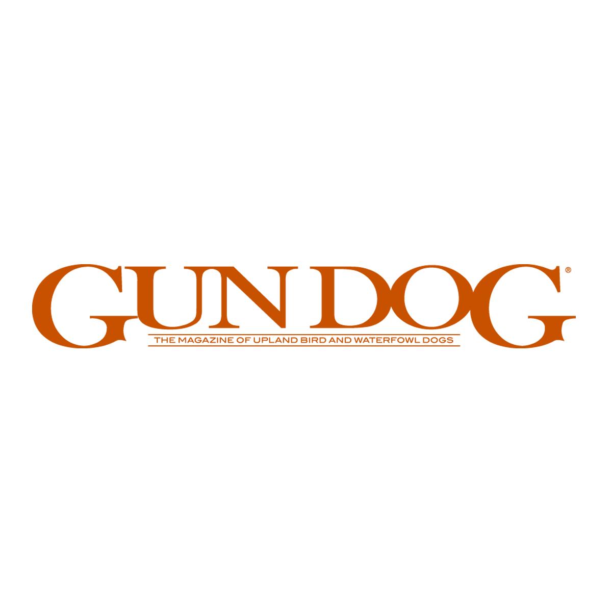 Gun Dog Magazine - The Premier Magazine for Hunting-Dog Enth